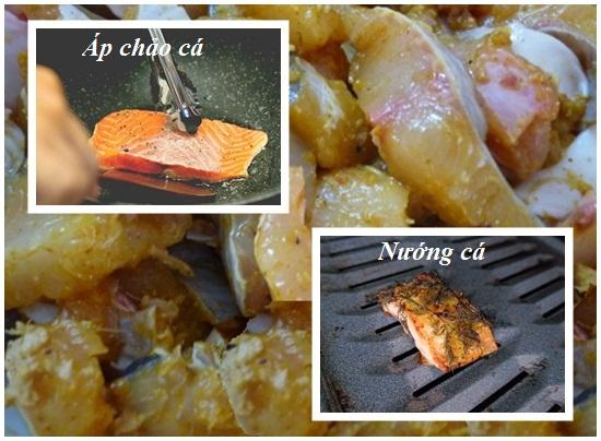Cách làm món chả cá lăng thơm ngon độc đáo ngay tại nhà hình 4