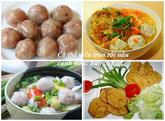 Cách làm món chả cá măng ngon đổi vị cho bữa cơm gia đình hình 5