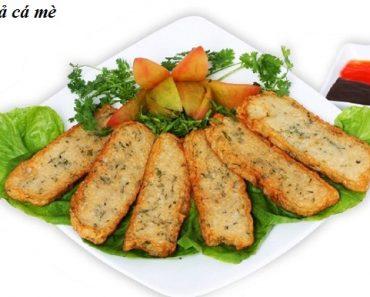 Cách làm món chả cá mè hấp dẫn lạ miệng đổi vị cho bữa cơm hình 1