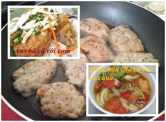 Cách làm món chả cá mè hấp dẫn lạ miệng đổi vị cho bữa cơm hình 4