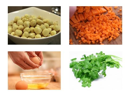 Cách nấu súp gà hạt sen cho bé ngon và bổ nhất ngay tại nhà hình 3