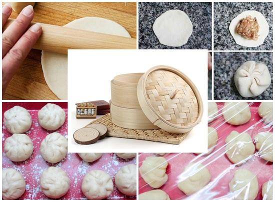Cách ủ bột làm bánh bao bằng bột mì đa dụng ngay tại nhà hình 4