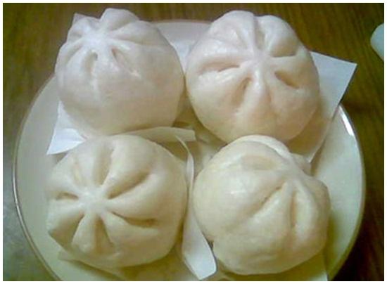 Hướng dẫn cách làm bánh bao bằng bột mì và bột nở đúng cách hình 5