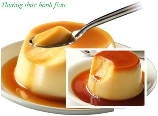 Hướng dẫn cách làm bánh flan bằng sữa tươi không đường siêu dễ hình 4