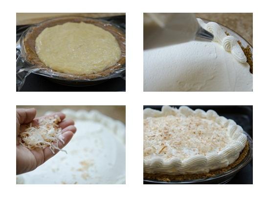 Hướng dẫn cách làm bánh kem dừa mát lạnh lạ vị cực ngon hình 5