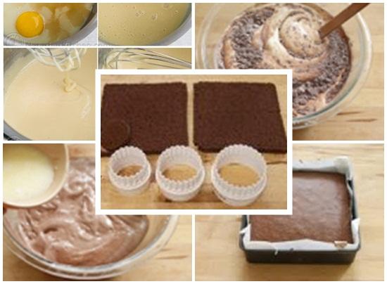 Hướng dẫn cách làm bánh kem hình gấu đáng yêu ngộ nghĩnh hình 2