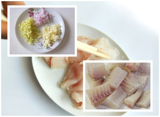 Hướng dẫn cách làm chả cá lóc thơm ngon hấp dẫn đơn giản nhất hình 3