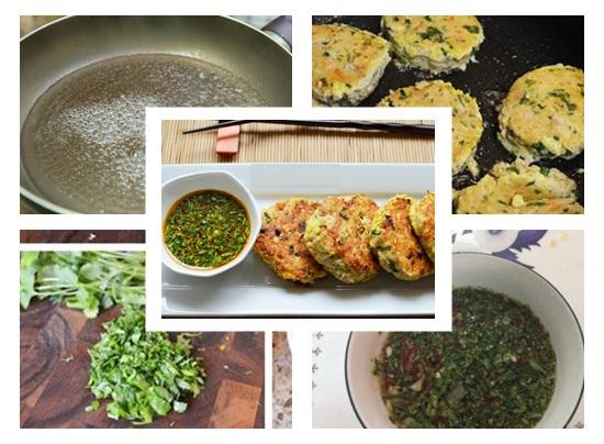 Hướng dẫn cách làm món chả cá ngừ vừa thơm vừa cay ngon hình 4