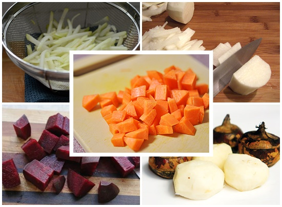 Hướng dẫn cách nấu súp gà rau củ ngon nhất chuẩn vị nhất hình 3