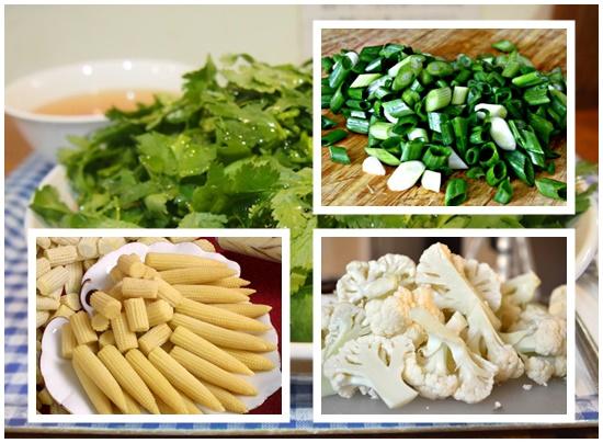 Hướng dẫn cách nấu súp gà rau củ ngon nhất chuẩn vị nhất hình 4
