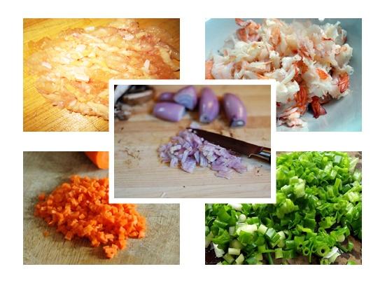 Hướng dẫn cách nấu súp gà tôm ngon nhất đơn giản nhất tại nhà hình 2