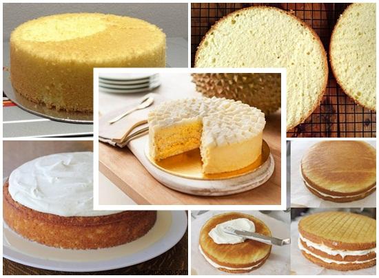 Hướng dẫn làm bánh kem sầu riêng tươi ngon ngay tại nhà hình 4