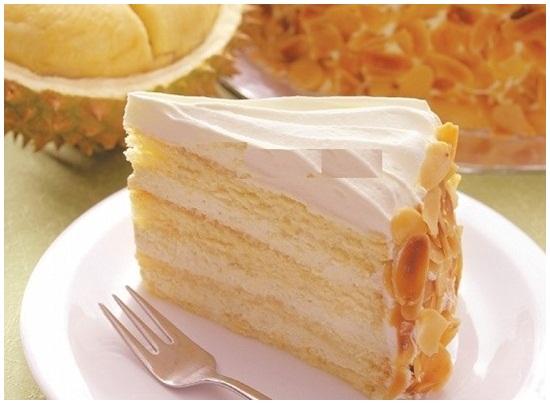 Hướng dẫn làm bánh kem sầu riêng tươi ngon ngay tại nhà hình 5