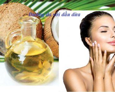 Tác dụng của dầu dừa trong việc làm đẹp da và trị mụn cho da hình 1