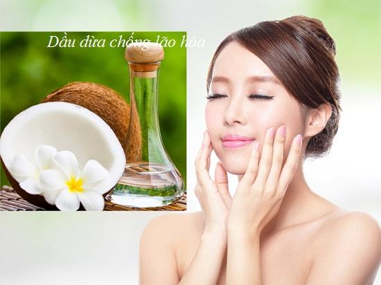 Tác dụng của dầu dừa trong việc làm đẹp da và trị mụn cho da hình 4