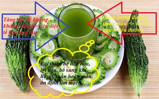 Ăn nhiều mướp đắng có tốt không? Lợi ích và tác hại cần biết hình 2