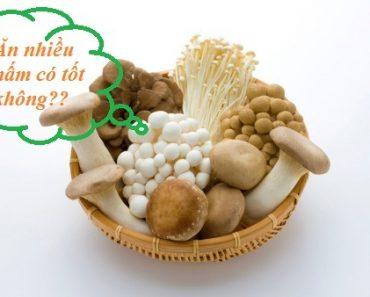 Ăn nhiều nấm có tốt hay không? Những điều cấm kị khi chế biến hình 1