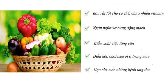Ăn nhiều rau có tốt không? Ăn rau quả có những tác dụng gì? hình 2