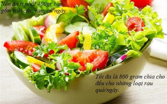 Ăn nhiều rau có tốt không? Ăn rau quả có những tác dụng gì? hình 4