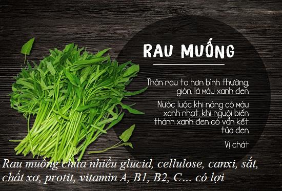 Ăn nhiều rau muống có tốt không? Những lợi và hại nên biết về nó hình 2