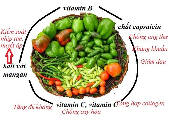Ăn ớt nhiều có tốt không? Những lợi ích và tác hại nên biết hình 2