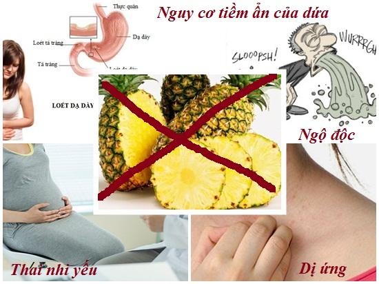 Ăn thơm (dứa) nhiều có tốt không? Lợi và hại khi ăn dứa? hình 3