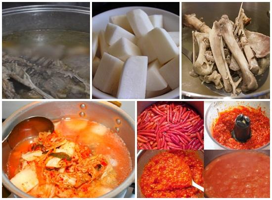 Cách nấu món mì cay 7 cấp độ Hàn Quốc cực ngon và đơn giản hình 2