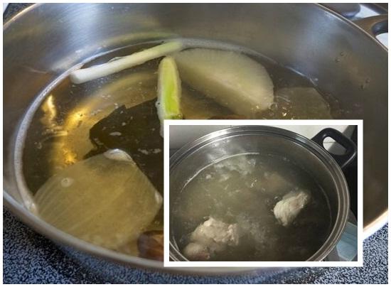 Hướng dẫn cách làm hoành thánh tại nhà với tôm thịt cực ngon hình 4