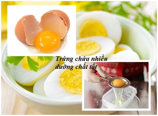 Trẻ em ăn trứng gà nhiều có tốt không? Ăn mấy quả 1 ngày hình 2