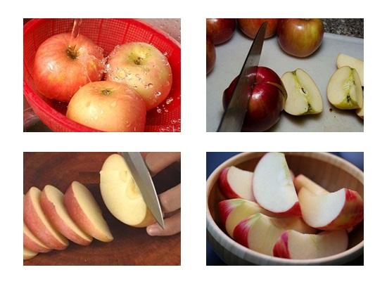Hướng dẫn cách làm dấm táo an toàn đơn giản ngay tại nhà hình 2