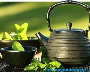 Cách nấu và uống trà xanh đúng cách mang lại nhiều lợi ích cho sức khỏe 1